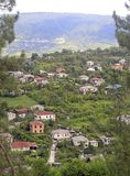 苏呼米都市风景-主要市阿布哈兹 库存图片