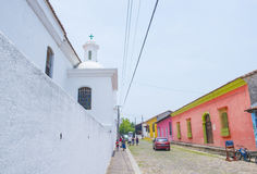 苏奇托托,萨尔瓦多 免版税库存图片