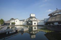 苏州博物馆 库存照片