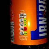 苏格兰人饮料 免版税库存照片