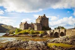苏格兰城堡 免版税库存照片