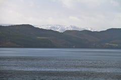 苏格兰奈斯湖 免版税库存图片