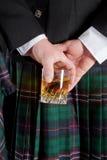 苏格兰威士忌酒 免版税库存图片