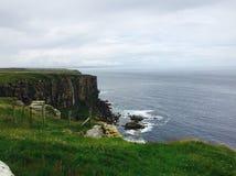 苏格兰海岸线 免版税库存照片