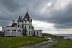 苏格兰海滨 免版税库存图片