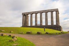 苏格兰的国家历史文物 免版税库存照片