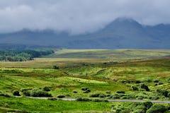 苏格兰的秀丽 免版税库存照片