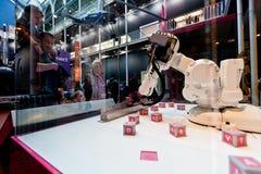 苏格兰的科学技术画廊全国博物馆 免版税库存照片