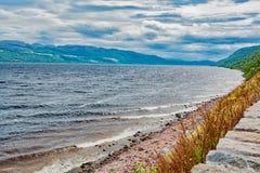 苏格兰的风景在英国 免版税库存照片