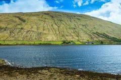 苏格兰的高地横向 库存图片