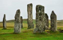 苏格兰竖石纪念碑1 免版税库存图片