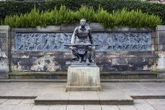 苏格兰美国纪念品在爱丁堡 免版税图库摄影