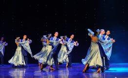 苏格兰舞厅舞蹈乌克兰异乎寻常的这奥地利的世界舞蹈 免版税库存图片