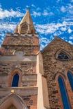 苏格兰语教会阿德莱德 免版税库存图片