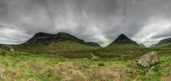 苏格兰高地苏格兰,英国 免版税库存图片