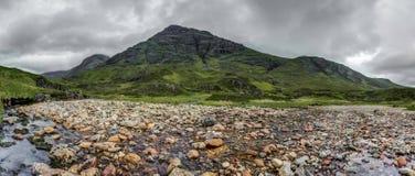 苏格兰高地苏格兰,英国 免版税图库摄影