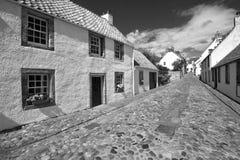 苏格兰, culross 免版税库存照片