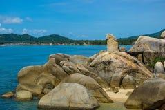 苏梅岛海岛泰国 库存照片