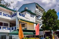 苏比克湾菲律宾和周边地区 库存图片