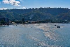 苏比克湾菲律宾和周边地区 免版税库存照片