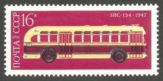 苏维埃Autoindustry, ZIS 154 库存照片