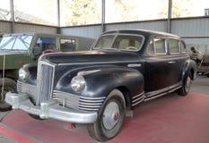苏维埃Regis 115轿车 免版税图库摄影
