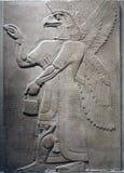苏美尔人的annunaki 库存照片