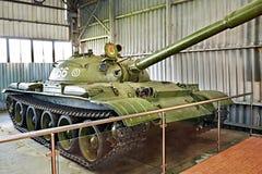 苏联中型油箱T-62 图库摄影