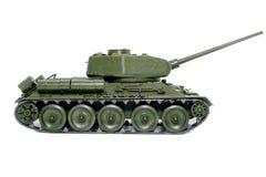 苏联坦克T34 免版税库存图片