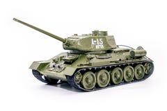 苏联坦克T34 库存照片