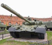 苏联时间坦克 图库摄影