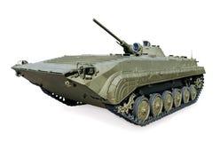 苏联步兵作战车辆BMP-1,在1966年放入服务 免版税库存照片