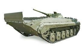 苏联步兵作战车辆BMP-1,在1966年采取 图库摄影
