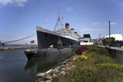 苏联潜水艇博物馆 免版税图库摄影