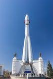 苏联航天器沃斯托克 图库摄影