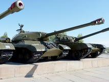 苏联重的坦克 库存照片