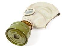 苏联防毒面具 免版税库存照片