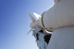 苏联S-75导弹 免版税图库摄影