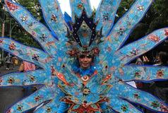 苏腊卡尔塔狂欢节 库存图片