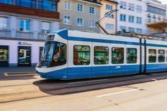 苏黎世市内贫民区,瑞士 免版税库存照片