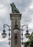 苏黎世桥梁瑞士 免版税库存照片