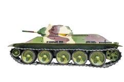 34 76苏维埃t坦克 免版税库存图片