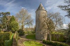 若瑟兰城堡 库存照片