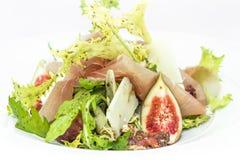 苦苣生茯沙拉  库存图片