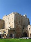 英亩城堡以色列 库存照片