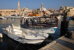 英亩Akko口岸以色列 免版税库存照片