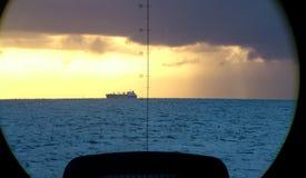 英吉利海峡急风 免版税图库摄影