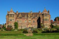 英国乡间别墅,多西特 免版税图库摄影