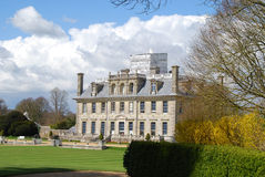 英国乡间别墅,多西特 库存图片