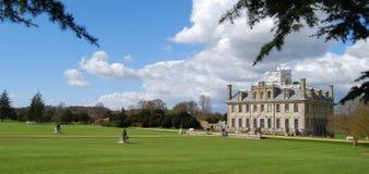 英国乡间别墅,多西特 免版税库存图片